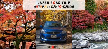 JAPAN ROAD TRIP AUTUMN in KANTO-KANSAI