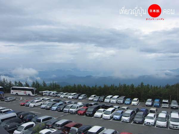 5th_station_fuji_carpark