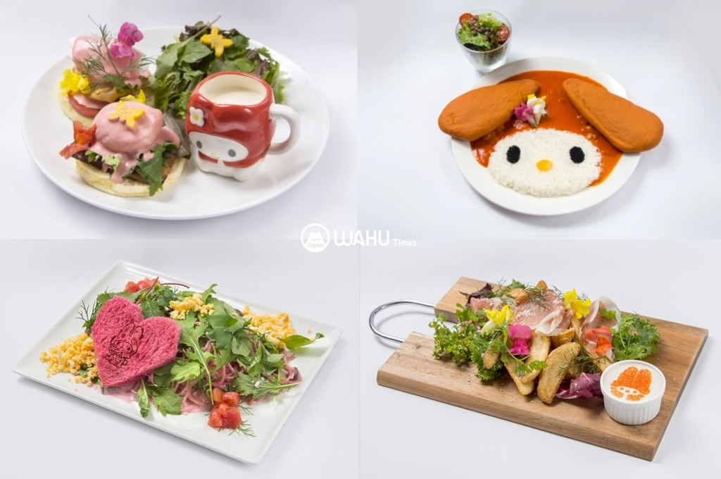 my melody menu 01