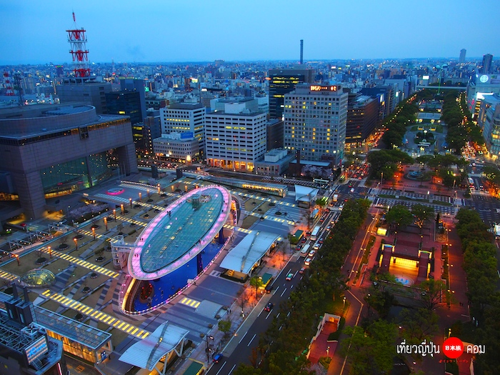 nagoya tower 13