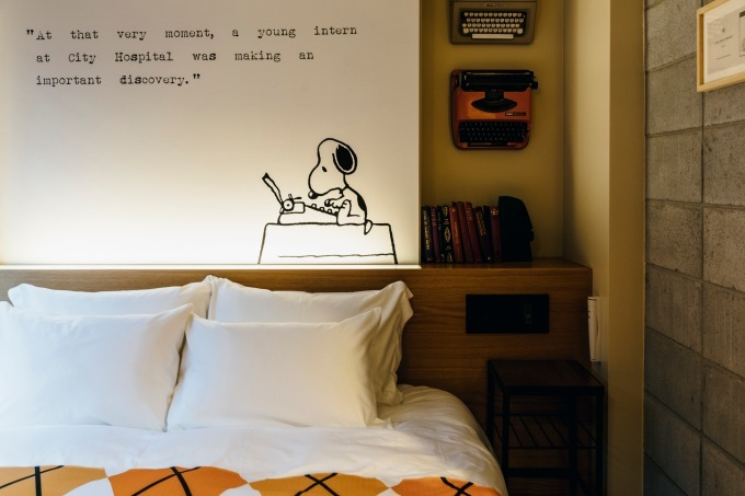 snoopy hotel 01