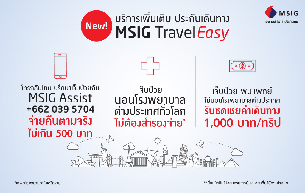 Travel Easy New Service