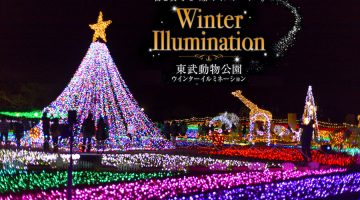 tobu zoo winter illlumination 01