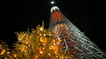 skytree dream christmas 1